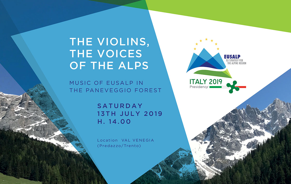 The violins, the voices of alps